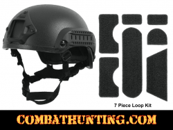 Base Jump Helmet Black For Airsoft, Paintball