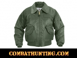 Rothco CWU-45P Flight Jacket - Sage Green