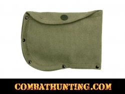 Rothco O.D. Canvas Axe Sheath 5""