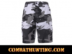 Rothco City Camouflage BDU Shorts