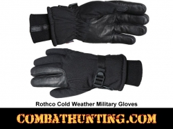 Cold Weather Military Style Gloves