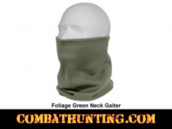 Rothco ECWCS Poly Neck Gaiter Foliage Green