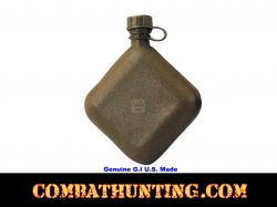 Genuine G.I. OD Bladder Canteen U.S. Made