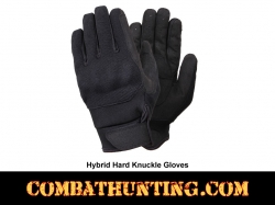 Rothco Hybrid Hard Knuckle Gloves