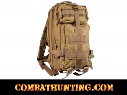 Coyote Military MOLLE Transport Assault Pack