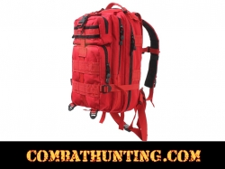 Red Rothco Medium Transport Pack