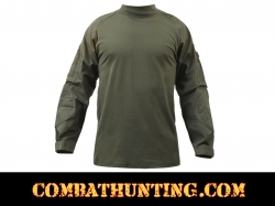Military FR NYCO Combat Shirt