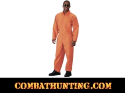 Orange Flight Suit Air Force Style