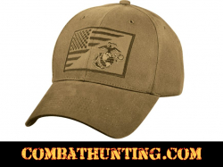 USMC Globe and Anchor Low Pro Cap