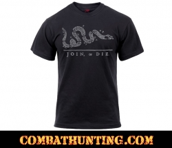 Rothco 'Join or Die' T-Shirt
