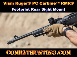 Ruger® PC Carbine RMR® Footprint Rear Sight Mount