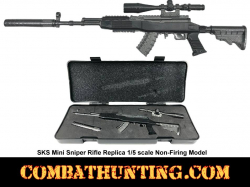 SKS Mini Sniper Rifle Replica 1/5 scale Non-Firing Model