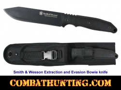 Smith & Wesson Extraction Evasion Bowie Knife