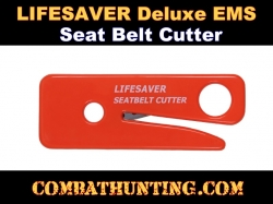 Seat Belt Cutter Lifesaver Deluxe EMS Tool