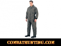 Smokey Branch Camo Insulated Coveralls / Overalls