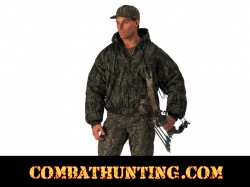 Smokey Branch Camo Heavyweight Insulated Jacket