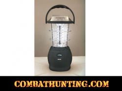 Solar Powered Camping Lantern 36 LED and Handcrank