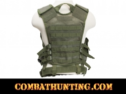 Ncstar Military Green Tactical Vest 2X