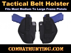 Tactical Belt Gun Holster
