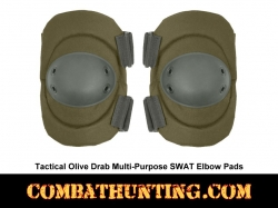Tactical Military Elbow Pads Olive Drab OD