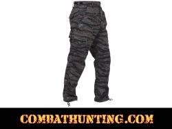 Tiger Stripe Camo BDU Pants