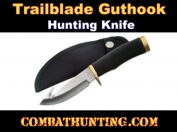 "8.5"" Trailblade Guthook Hunting Knife"