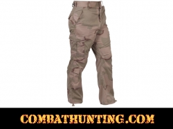 Tri-Color Desert Camo BDU Pants