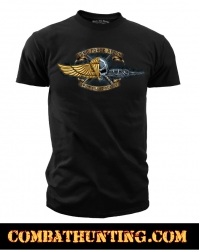 USMC Force Recon Swift Silent Deadly T-Shirt