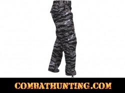 Urban Tiger Stripe Camo BDU Pants