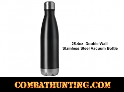 Black Vacuum Bottle 25.4oz