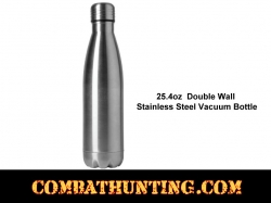 Vacuum Bottle 25.4oz Stainless Steel