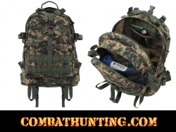 Woodland Digital Camo Large Transport Pack