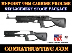 Hi-Point Stock 9mm Carbine Proline Stock Package