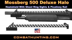 Mossberg Deluxe Halo Heatshield Ghost Ring Sights