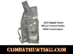 Acu Digital Tactical Holster Molle Compatible