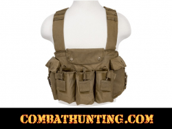 AK Chest Rig Tan