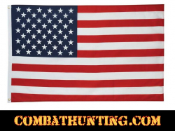 American Flag 3' x 5' United States Flag Polyester