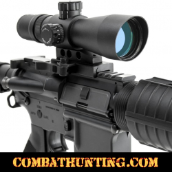 Ncstar 3-9X32 AR-15 Rifle Scope Mark III Tactical GEN II P4 SNIPER