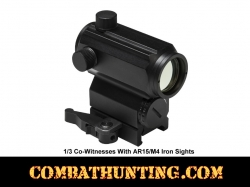 Micro Red Blue Dot Sight
