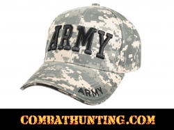 "Army Digital Camo ""Army"" Insignia Cap"
