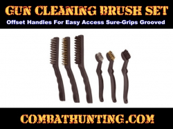 Gun Cleaning Brush Set Gunsmith Set