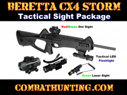 Beretta CX4 Storm Tactical CQB Sight Kit