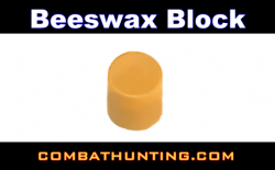 Leather Beeswax Block 1.1 oz