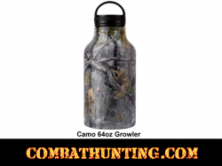 Camo 64oz Growler