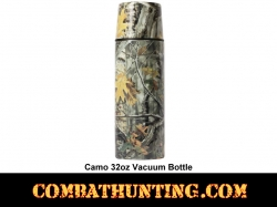 Camo Vacuum Bottle 32oz