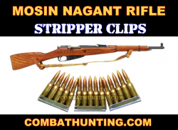 Mosin Nagant Stripper Clips M44 91/30 3 Pack