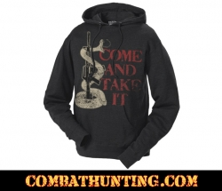 Come And Take It AR-15 Sweatshirt Hoodie
