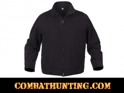 Lightweight Concealed Carry Jacket Color Black