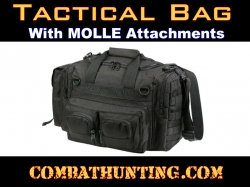 Tactical Concealed Carry Bag With MOLLE