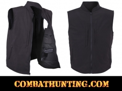 Concealed Carry Vest Lightweight Soft Shell